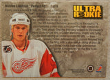 1992-1993 FLEER ULTRA Detroit Red Wings Hockey Collectors Cards