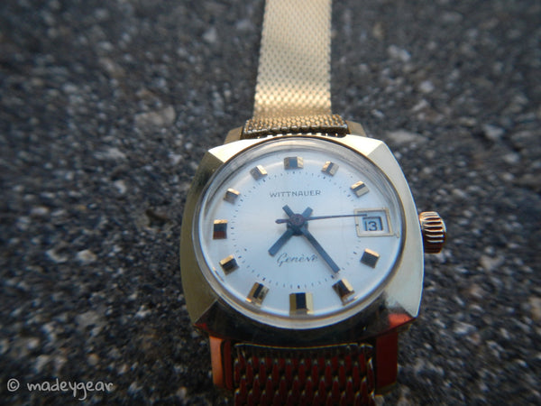 Wittnauer Geneve Ladies Watch