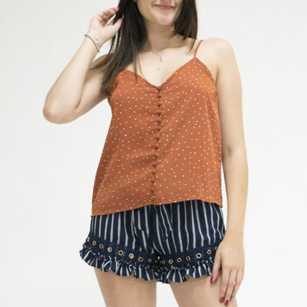 California Moonrise - Camisole ELORIE - Forever Mlle