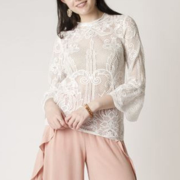 CaliforniaMoonRise - Blouse COLOMBE - Forever Mlle