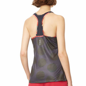 Camisole Scarlet Bloom - Vêtement De Sport