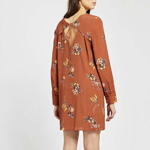 Gentle Fawn - Robe INKA - Forever Mlle