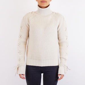 Pink Martini col roulé COZY - Forever Mlle