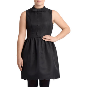 Robe Queen B. - Noir / Xs - Robe