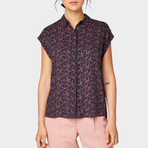 Tom Tailor - Blouse LEAF - Forever Mlle