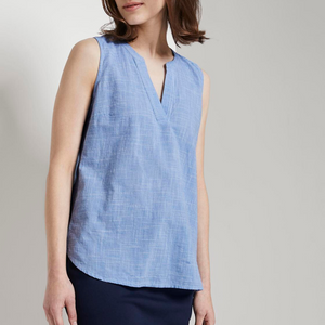 Tom Tailor - Camisole SALLY denim - Forever Mlle