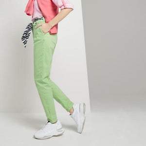 Tom Tailor - Pantalon MINT - Forever Mlle