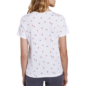 Tom Tailor - T-Shirt MYRTLE - Forever Mlle