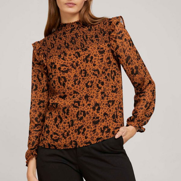 Tom Tailor - Blouse ADINE - Forever Mlle