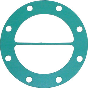 "04"" Thermal Transfer C type Compressed Fiber Gasket 2 Pass"