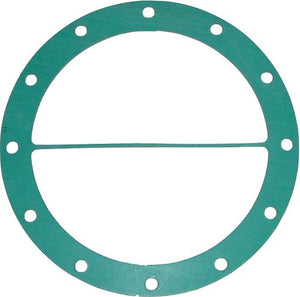 "8"" Basco Compressed Fiber Gasket 2 Pass"