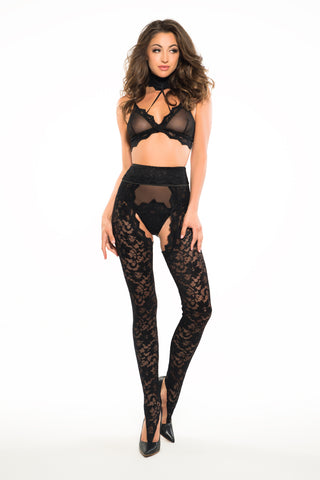 Freya Wild Bra and Chaps Set - Bokeelia Boutique