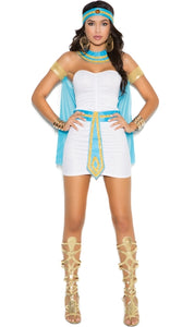 GODDESS OF THE NILE COSTUME - Bokeelia Boutique