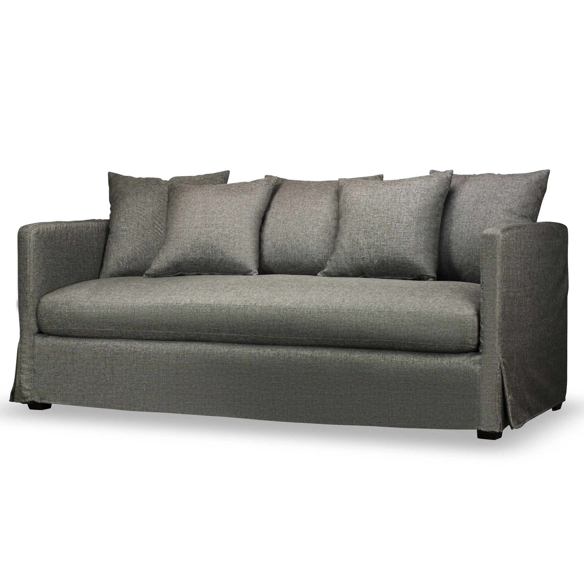 Jamie Slip Covered Sleeper Sofa Spectra Home