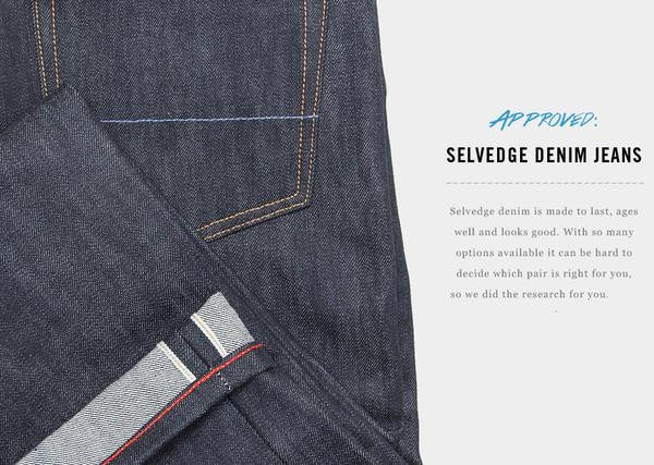 Selvage Denim