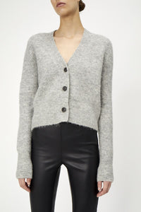Rebelo Knit Cardigan | Just Female