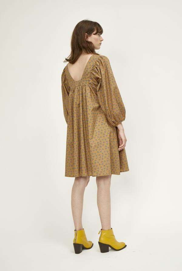 Merle Dress Khaki
