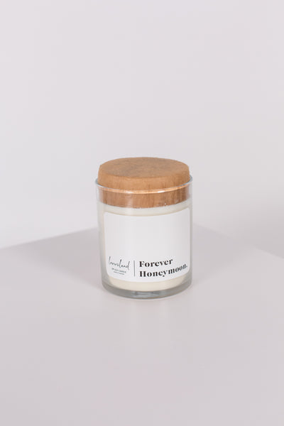 Forever Honeymoon Candle