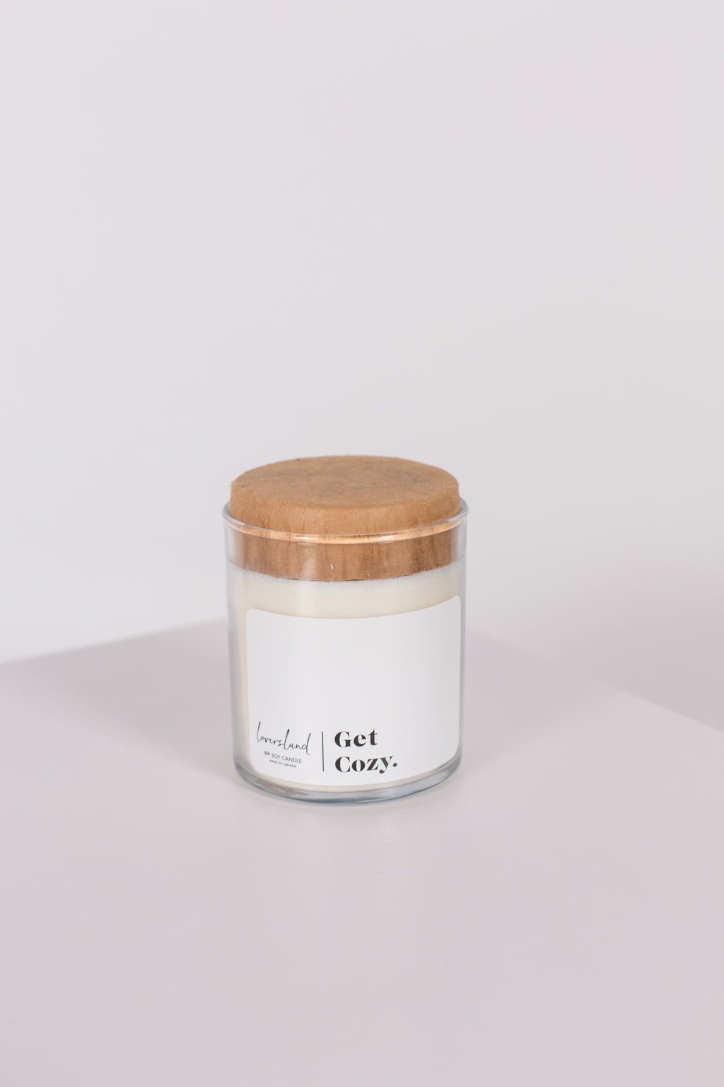 Get Cozy Candle