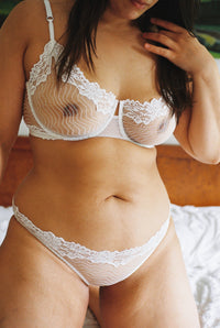 Bonnie Brief Ivory