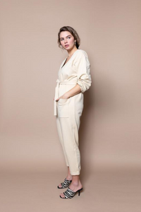 The Jogger Jumpsuit Marcona