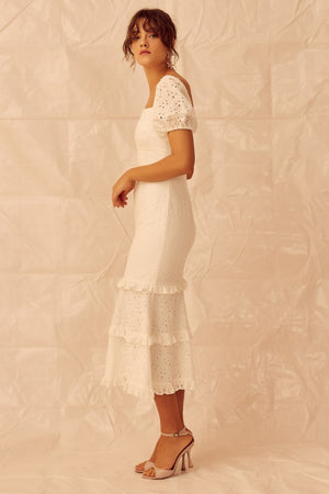 Higher Lace Dress