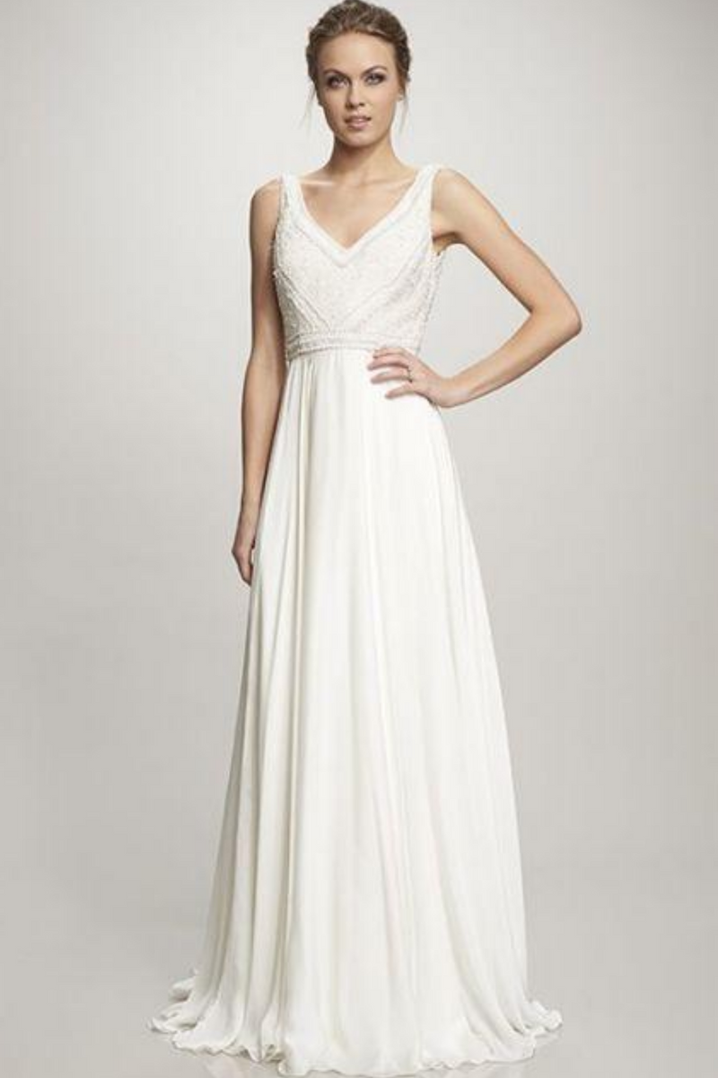 Nava Gown - Size 10US