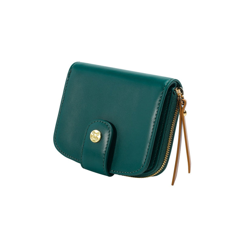 Faye Wallet Hunter Green