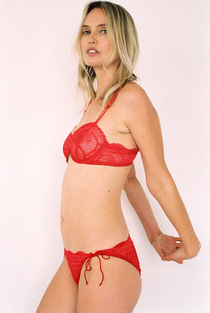 Delilah Brief Scarlet