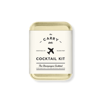 Champagne Carry On Cocktail Kit