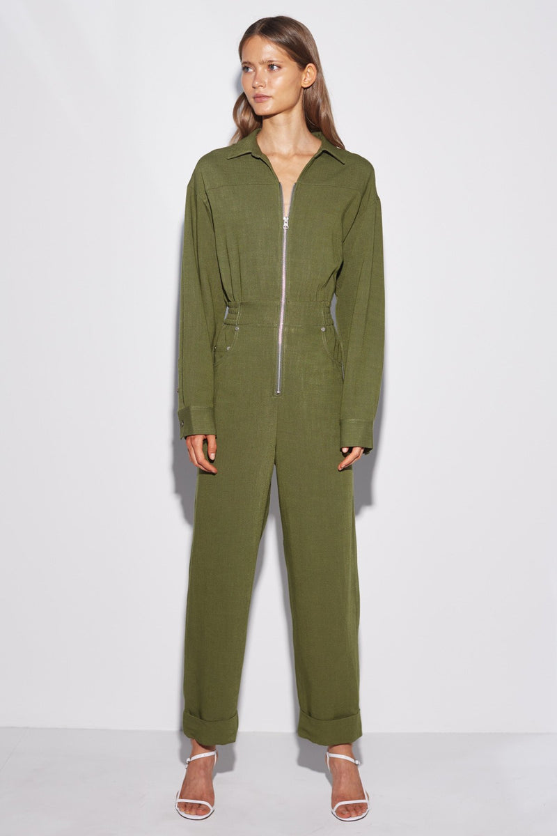 Clean Slate Jumpsuit | Cmeo Collective