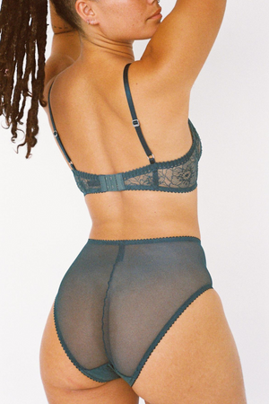 Vivienne High Waist Brief Bottle