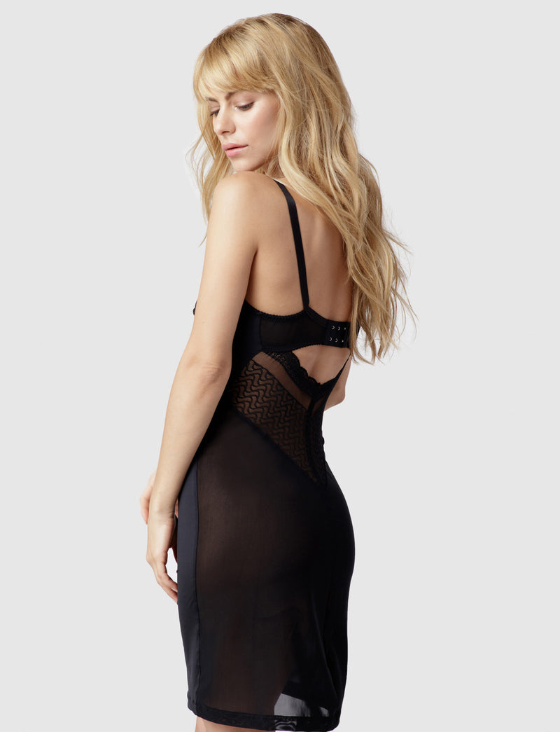 Ivy Cut-Out Slip