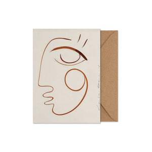 Full Of Love Greeting Card | Moebe
