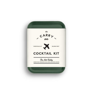 Hot Toddy Carry On Cocktail Kit