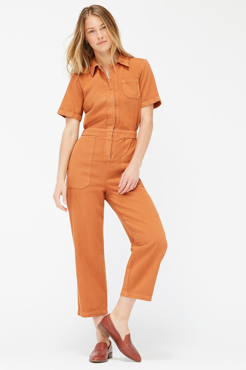 Milwood Jumpsuit Almond
