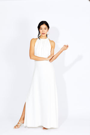 The Anne-Josephine Dress Ivory