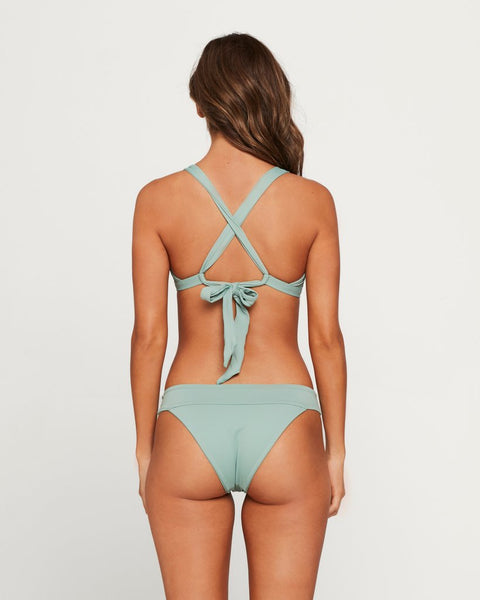 Veronica Bottom Reef Green