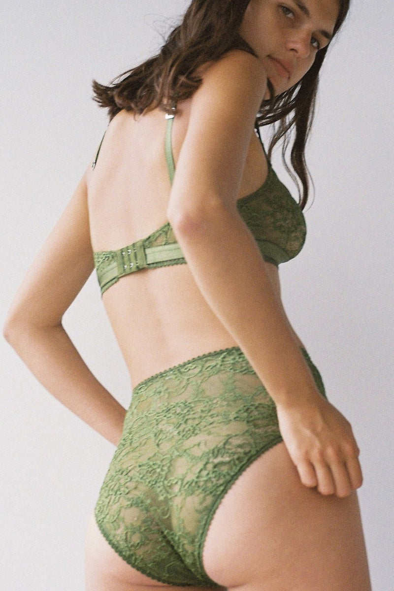 Kiki High Waist Brief