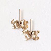 Magnolia Drop Earring