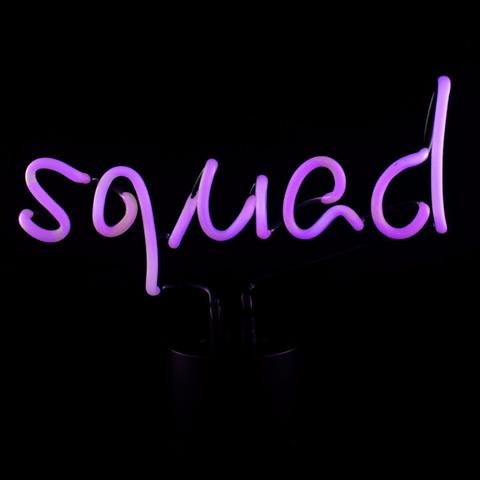 Squad Neon Light