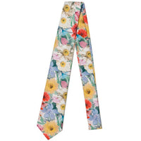Liberty Print Tie Meadow Melody