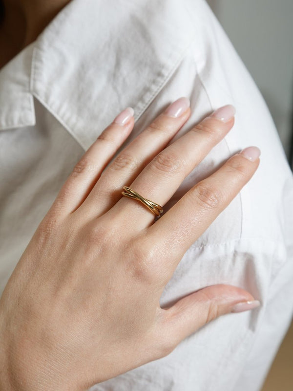 Celine Ring Gold