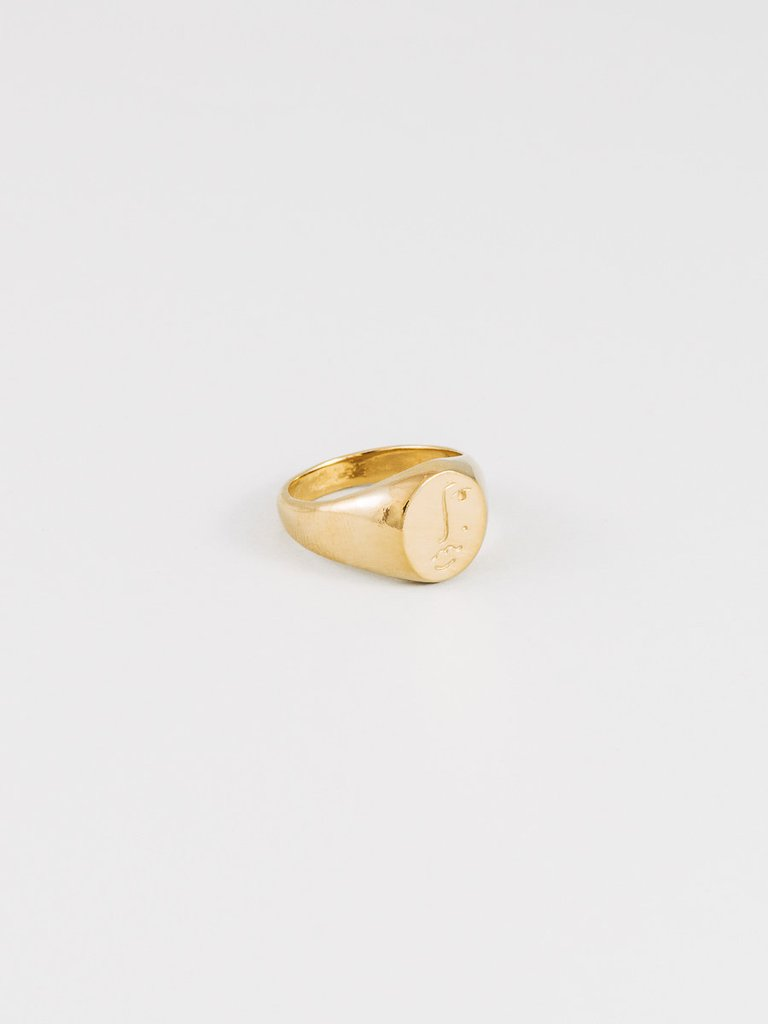 Matisse Ring Gold size 7