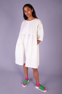 Samuel Dress Off-White