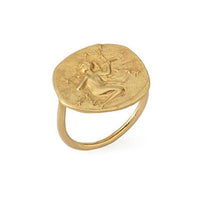Virgo Ring 18K Gold
