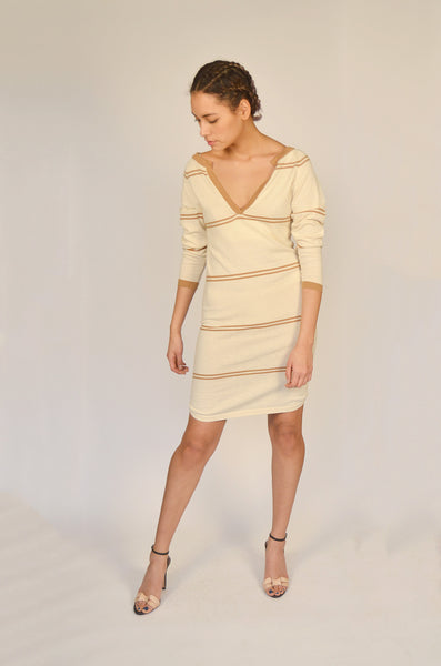 Callahan strive v-neck dress