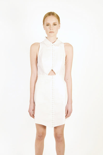 Let It Go Shirting Dress