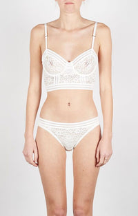 Agnes Tri Brief Lonely Lingerie Ivory