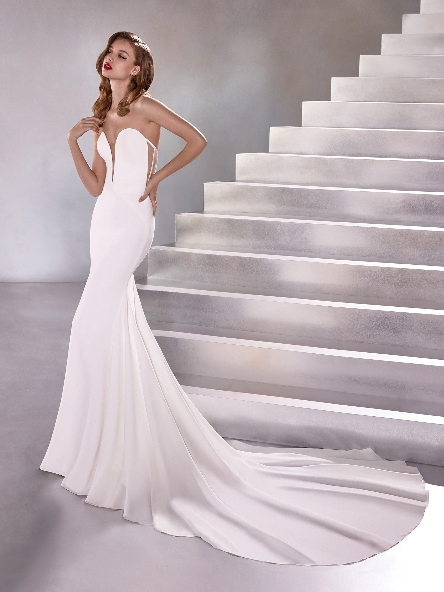 Lux Gown Sample - Size 10US